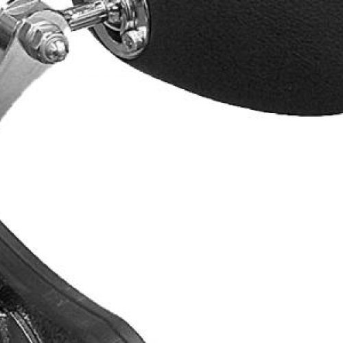 D Type Headrest on Type B Mounting Stem